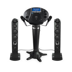 The Singing Machine Pedestal CDG Karaoke System