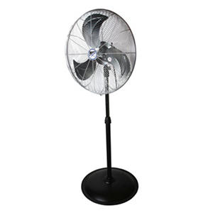 "MaxxAir 22"" High Velocity Pedestal Fan"