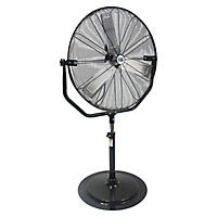 "MaxxAir 30"" High-Velocity Yoke Pedestal Fan"