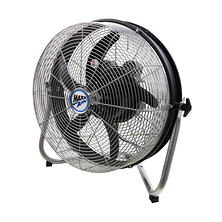 "MaxxAir 18"" Floor Fan with Internal Oscillation"