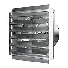 "MaxxAir Heavy Duty 18"" Exhaust Fan"