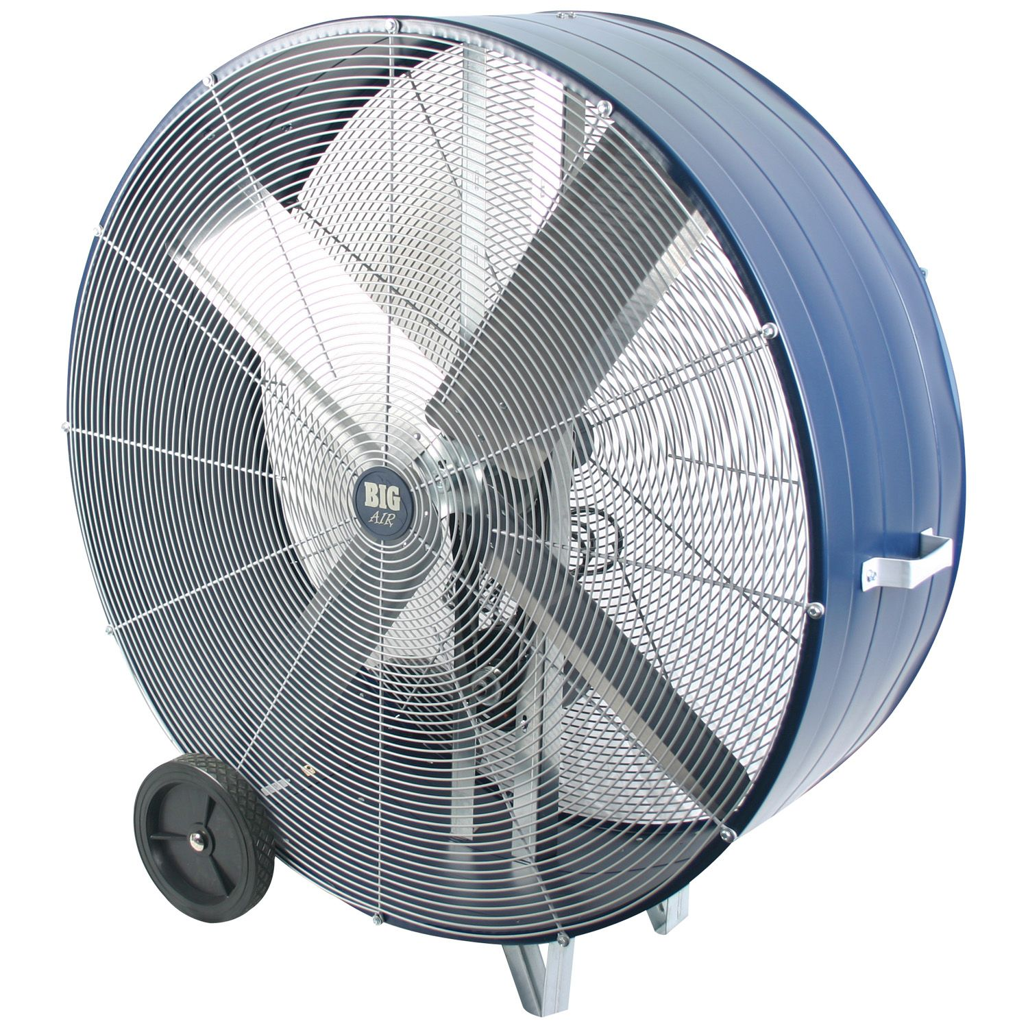 Large Industrial Fans : Big air quot industrial drum fan ebay