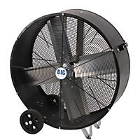 "Big Air Portable 30"" Barrel Fan"
