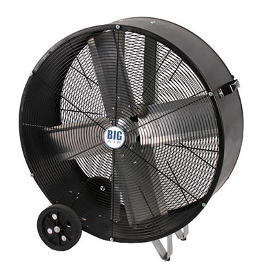 "30"" Barrel Fan"