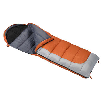 Ridgeway by Kelty 30 Degree Hooded Sleeping Bag