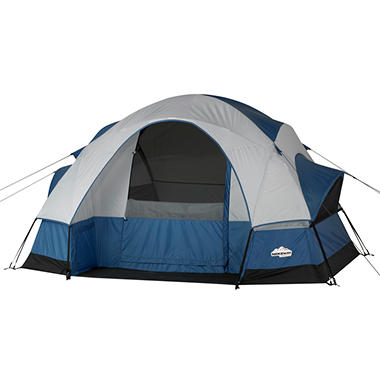 Ridgeway By Kelty 4 Person Dome Tent - 9' x 8'
