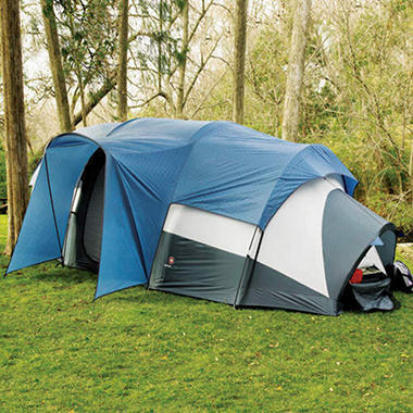 SwissGear Three-Room Breezeway Tent