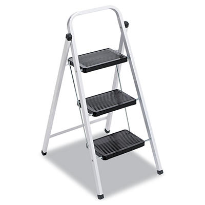Steel 3-Step Stools