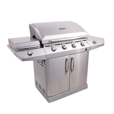 Char-Broil 4 Burner IR Gas Grill
