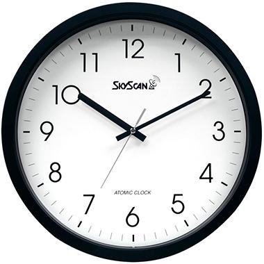 Skyscan Atomic Analog Wall Clock - 14