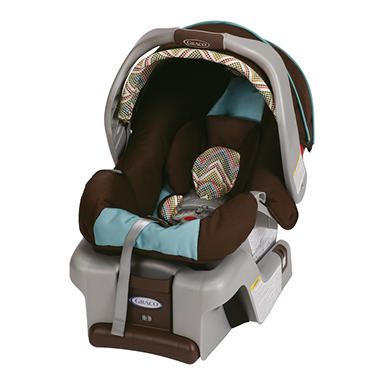 Graco SnugRide 30 Classic Connect Infant Car Seat - Avery