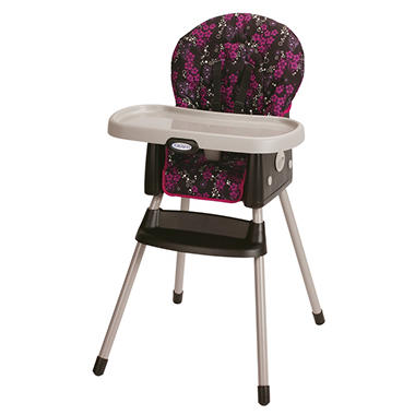 Graco SimpleSwitch Highchair and Booster - Ariel