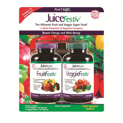 Juice Festiv™ - 120+120