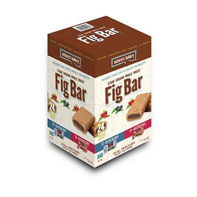 Nature's Bakery Fig Bar, Variety Pack (24 ct.)