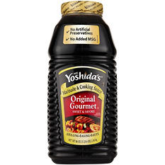 Mr. Yoshida's Original Gourmet Sauce (86 oz.)