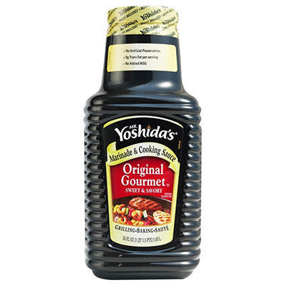 Mr. Yoshida's Marinade & Cooking Sauce - 56 oz.