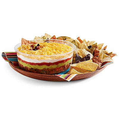 Fresh Food Concepts Black Bean 5 Layer Dip (28 oz.)