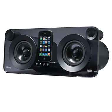 iHome IP1C iPod/iPhone Studio Series Sound System