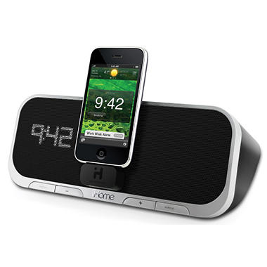 iHome App Enhanced Alarm Clock