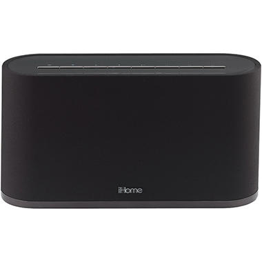 iHome Airplay Wireless Audio Stereo Speaker System-Black