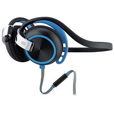 iHome Behind the Neck Sport Headphones with In-line Mic