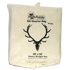 HideAway® Big Game Elk Quarter Bag - 4oz./4 ct.