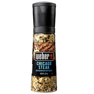 Weber Chicago Steak Seasoning - 8.0 oz