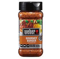 Weber® Gourmet Burger Seasoning - 8 oz.