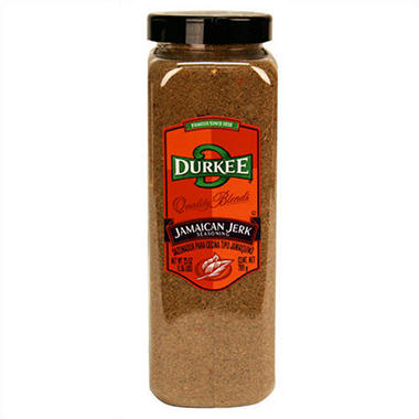 Durkee Jamaican Jerk Seasoning - 25oz