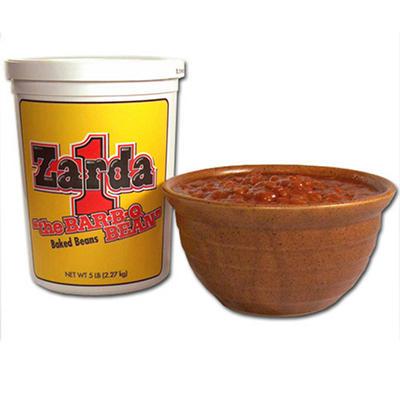 Zarda BBQ Baked Beans - 5 lb.