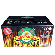 Lightning Nuggets Fire Starters - 100 Count
