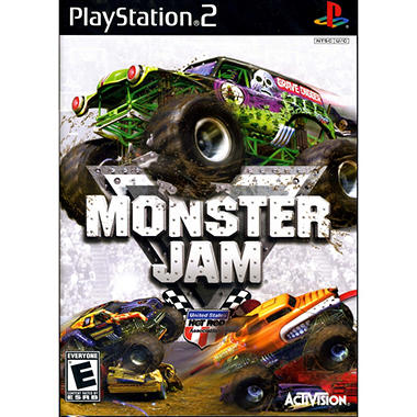 Monster Jam - PS2