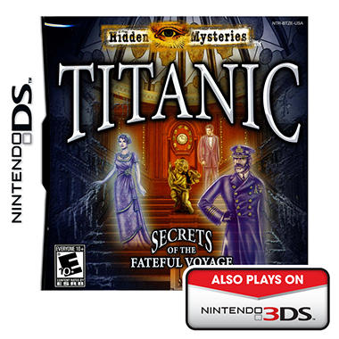 Hidden Mysteries Titanic: Secrets of the Fateful Voyage