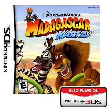 Madagascar Kartz - NDS
