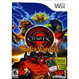 Chaotic Shadow Warriors with Trading Card - Wii