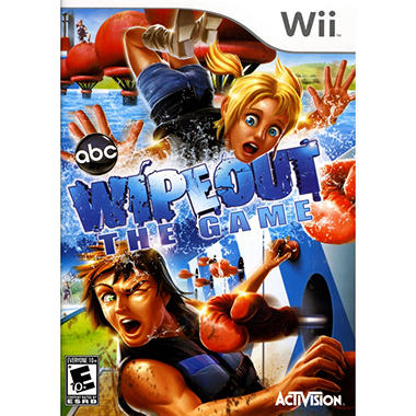 Wipe Out: The Game - Wii