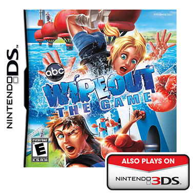Wipe Out: The Game - NDS