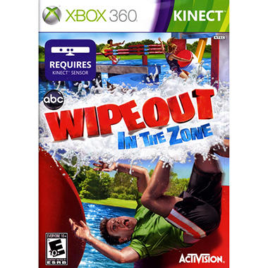 Wipeout: In the Zone - Xbox 360 Kinect