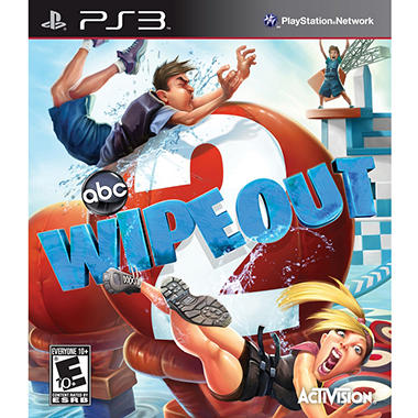 Wipeout 2 - PS3 Move