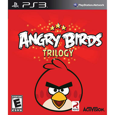 Angry Birds Trilogy ? PS3