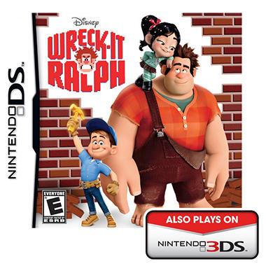 Wreck-It Ralph - DS