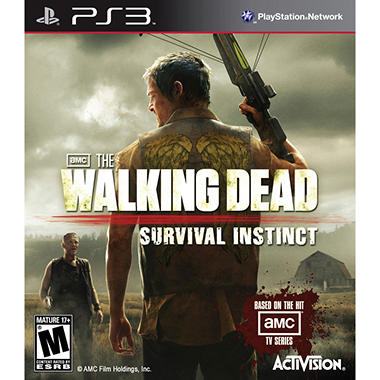 Walking Dead: Survival Instinct - PS3