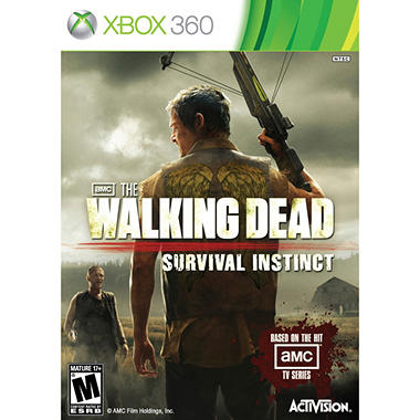 Walking Dead: Survival Instinct - Xbox 360