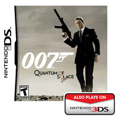 007: Quantum of Solace - NDS