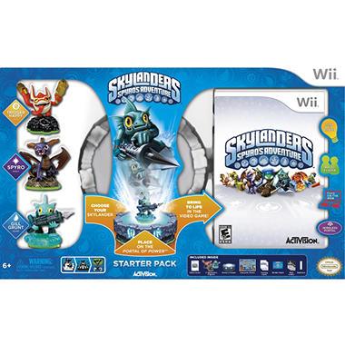 Skylanders: Spyro's Adventure Starter Pack - Wii