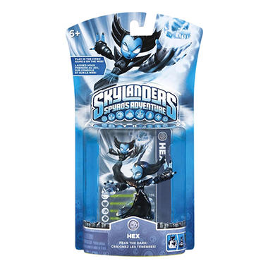 Skylanders Single Character Pack - Hex