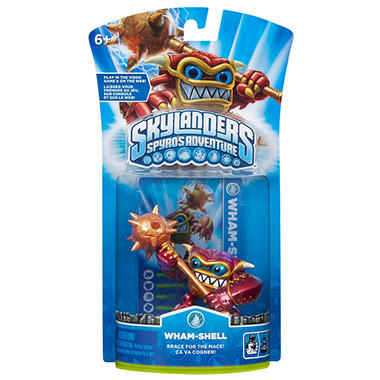 Skylanders Single Character Pack - Wham Shell