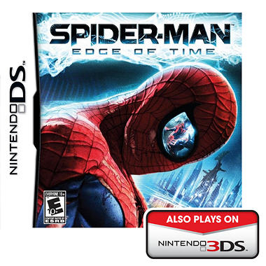 Spider-Man Edge of Time - DS