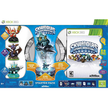 Skylanders: Spyro's Adventure Starter Pack - Xbox 360
