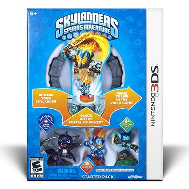 Skylanders: Spyro's Adventure Starter Pack - 3DS